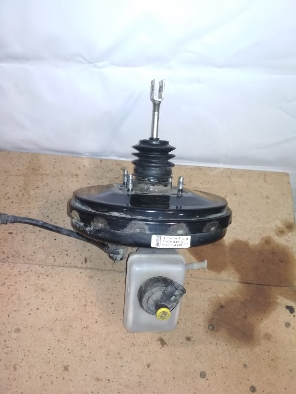 Вакуумный усилитель тормозов Renault Sandero 1 K7J A710 2011 (б/у)