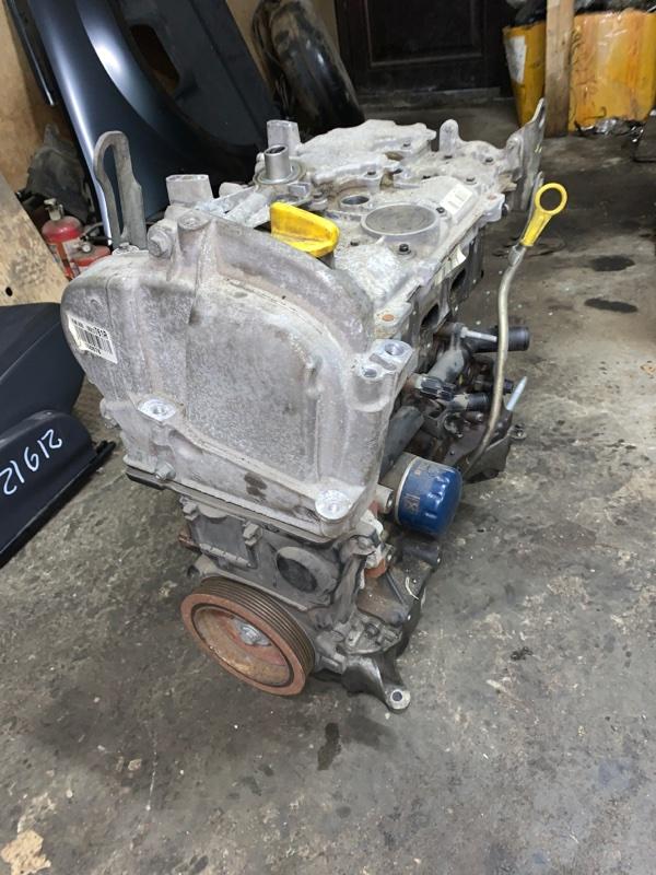 Двигатель Renault Sandero 1 K4M 2011 (б/у)