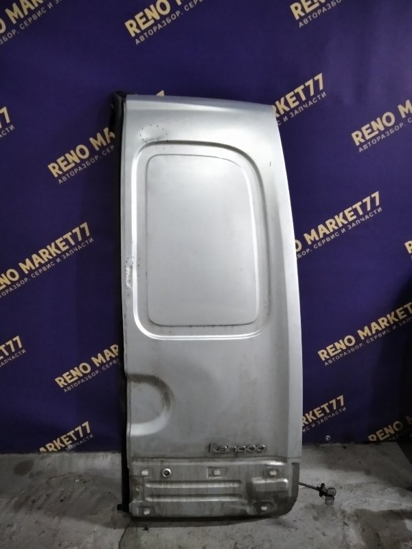 Дверь багажника Renault Kangoo 1 DISEL задняя правая (б/у)