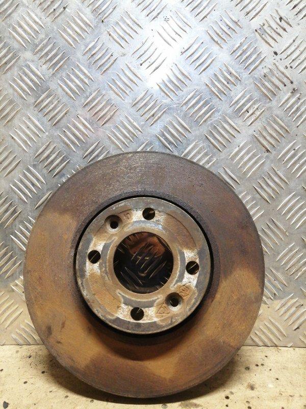 Тормозной диск Lada Largus 2013 передний (б/у)