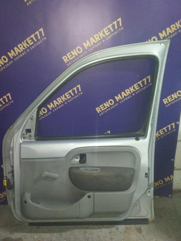 Дверь Renault Kangoo 1 передняя правая (б/у)