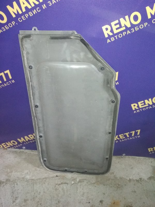 Обшивка багажника Renault Kangoo 1 левая (б/у)