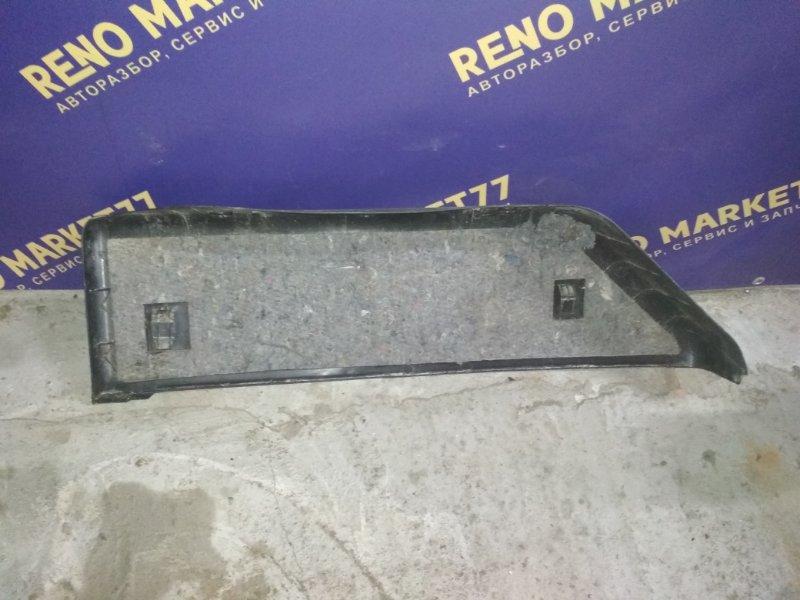 Обшивка багажника Renault Kangoo 1 задняя (б/у)