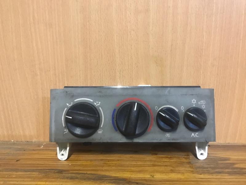 Блок управления отопителем Renault Kangoo 1 DISEL (б/у)