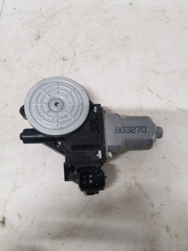 Мотор стеклоподъемника Nissan Almera G15 2018 передний левый (б/у)