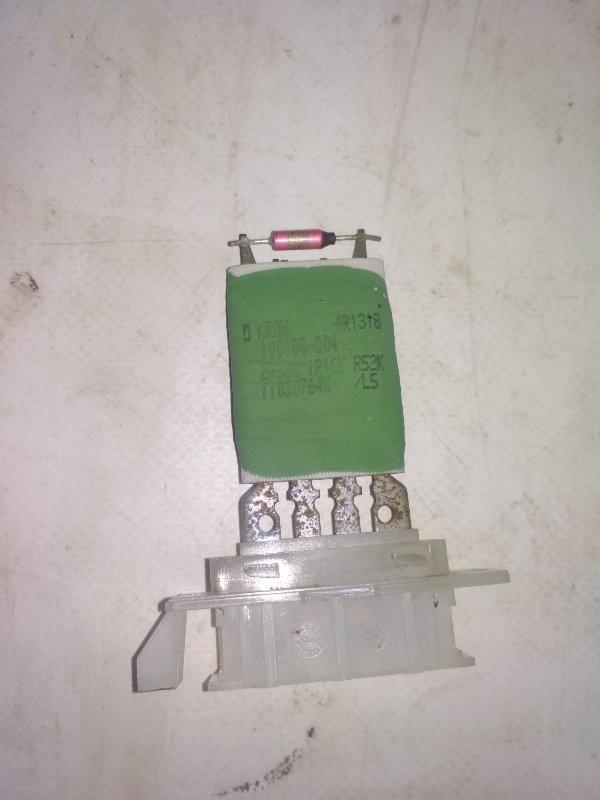 Резистор печки Nissan Almera G15 2018 (б/у)