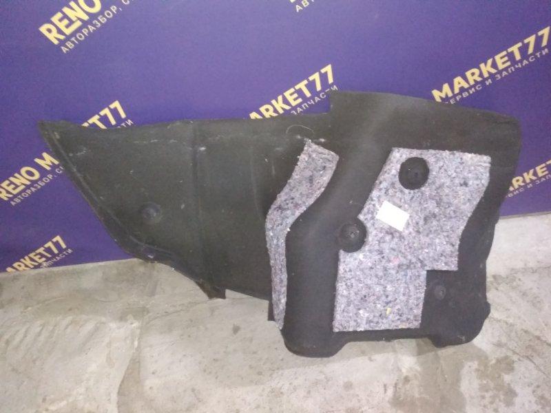Обшивка багажника Nissan Almera G15 2018 задняя правая (б/у)