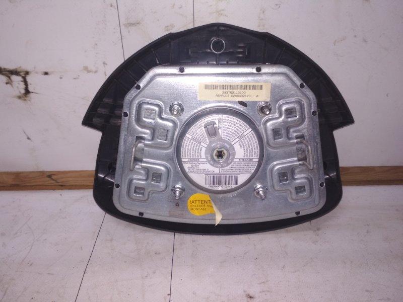 Подушка безопасности в руль Renault Symbol 1 K7J 2005 (б/у)