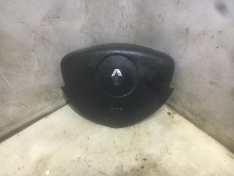 Подушка безопасности в руль Renault Symbol 1 СЕДАН K7J 2004 (б/у)