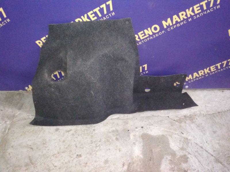 Обшивка багажника Renault Symbol 1 K7J 2005 задняя правая (б/у)
