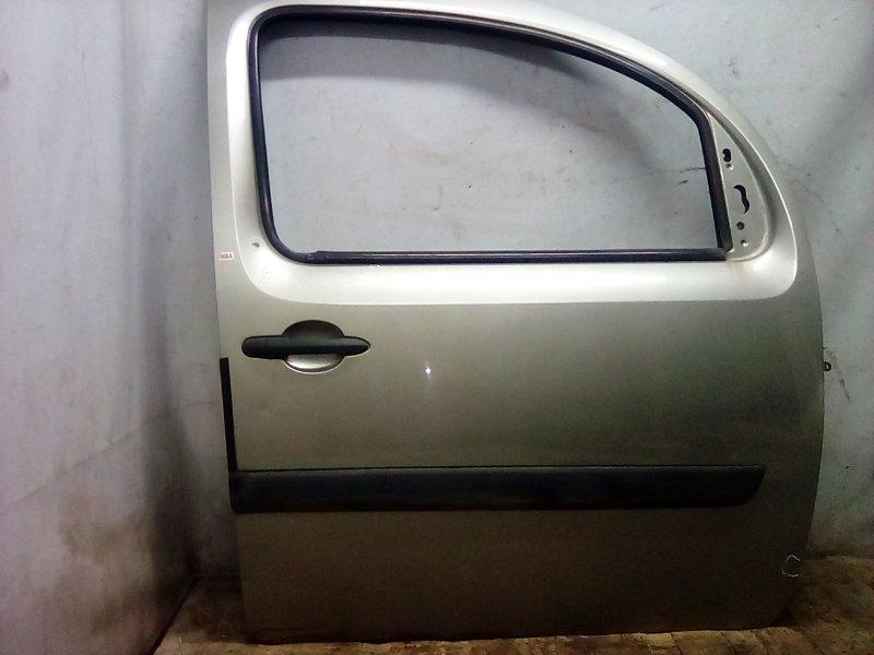 Дверь Renault Kangoo 2 KWO K9K 2011 передняя правая (б/у)