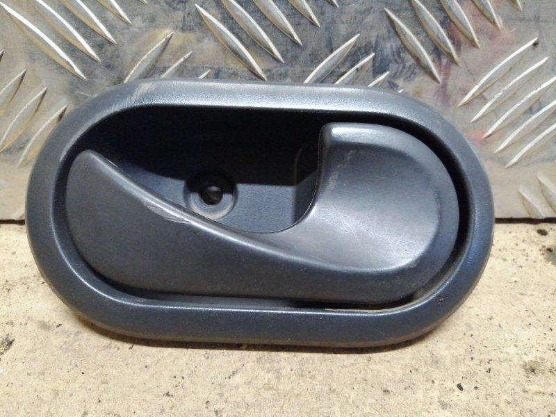 Ручка двери внутренняя Renault Duster 2012 передняя правая (б/у)