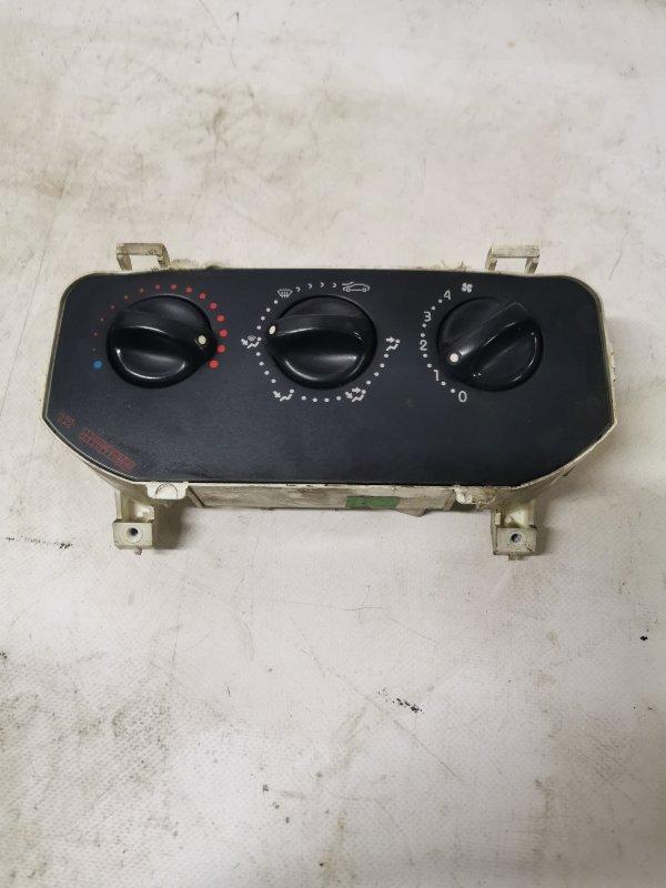 Блок управления отопителем Renault Symbol 1 K7J 2005 (б/у)