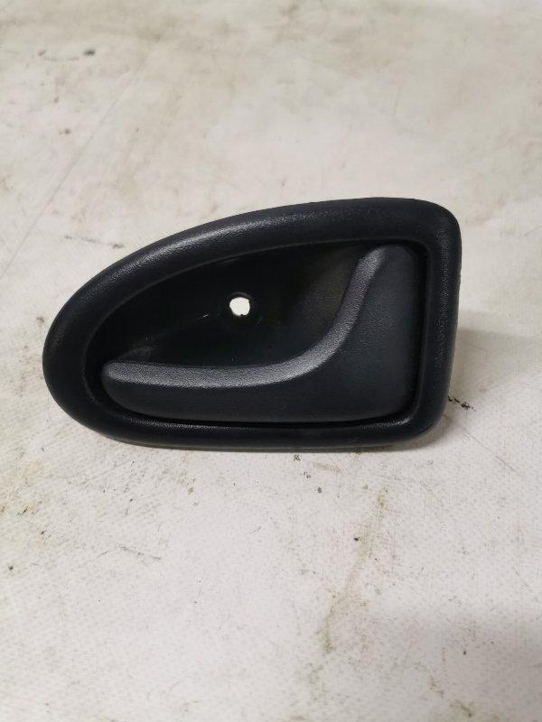 Ручка двери внутренняя Renault Symbol 1 K7J 2005 правая (б/у)