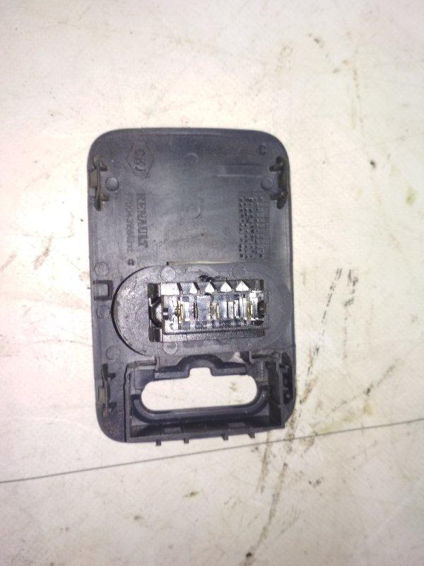 Кнопка обогрева лобового стекла Renault Symbol 1 K7J 2005 (б/у)