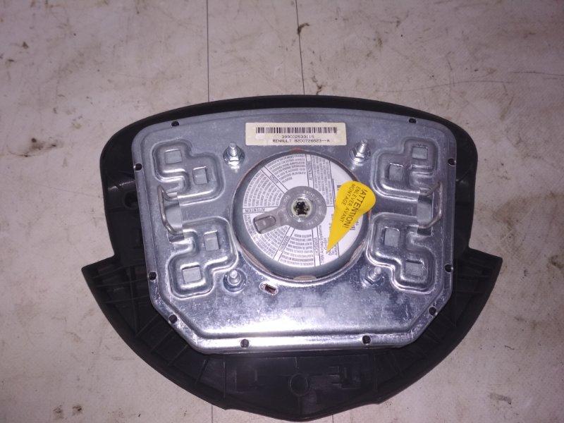 Подушка безопасности в руль Renault Symbol 2 СЕДАН 1.6 K4M 2011 (б/у)