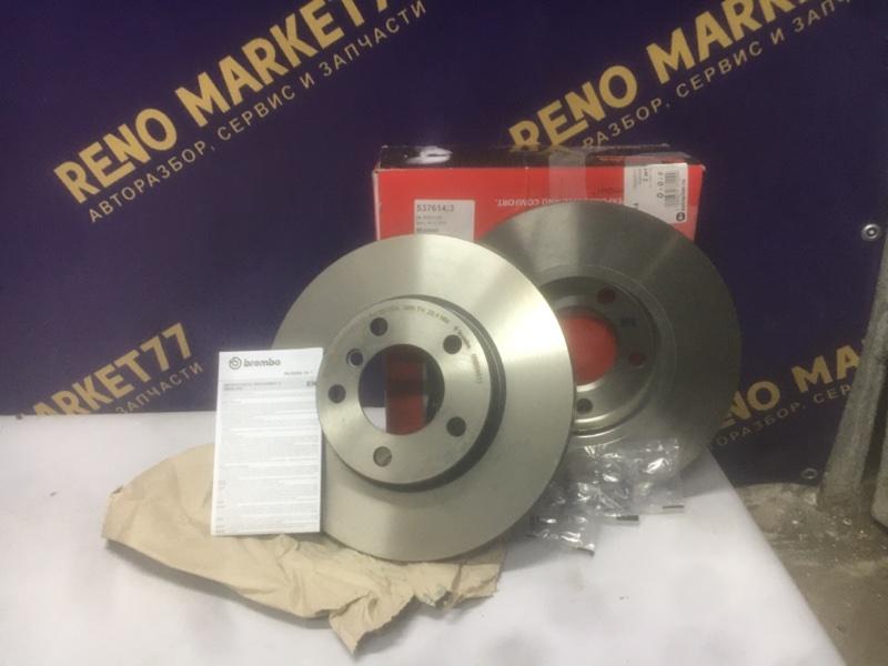 Тормозной диск Mini Countryman R60 1.6 2010 (б/у)