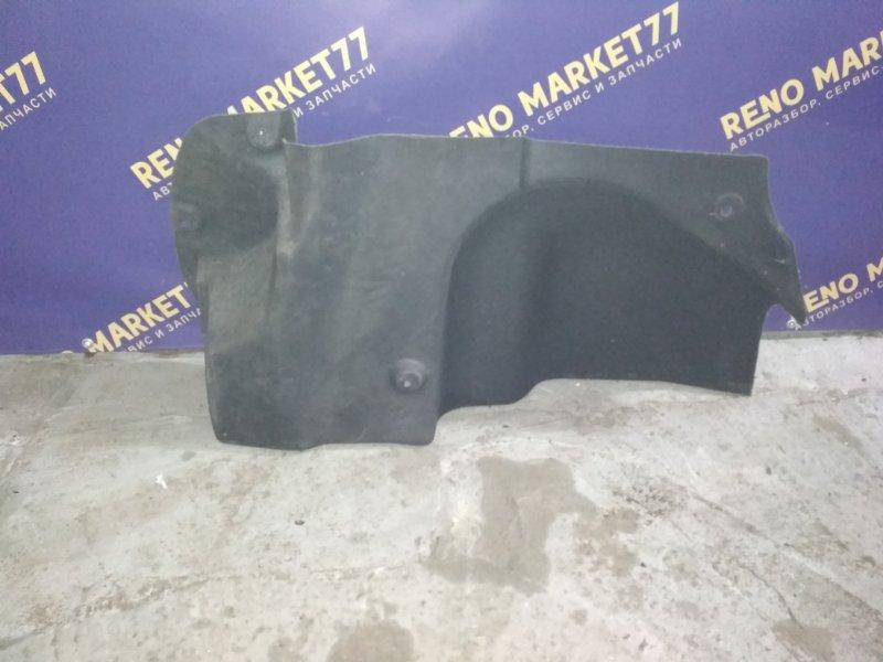 Обшивка багажника Renault Symbol 2 СЕДАН 2011 задняя правая (б/у)