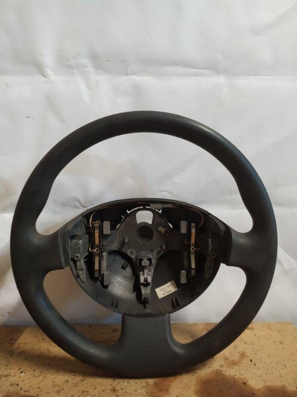 Руль Renault Megane 2 2002 (б/у)