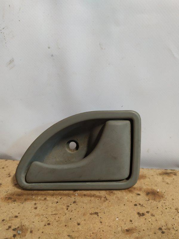 Ручка двери внутренняя Renault Kangoo 1 1 2008 передняя правая (б/у)