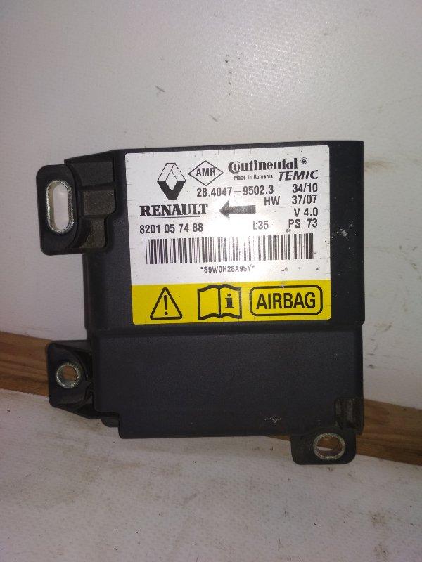 Блок управления srs (безопасности) Renault Symbol 2 СЕДАН 1.6 K4M 2011 (б/у)