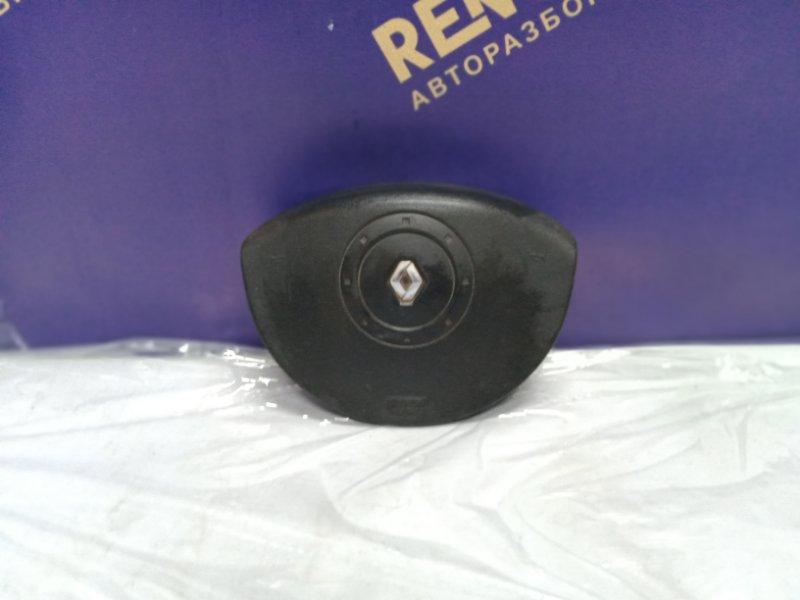 Подушка безопасности в руль Renault Kangoo 2 KWO K9K 2011 (б/у)