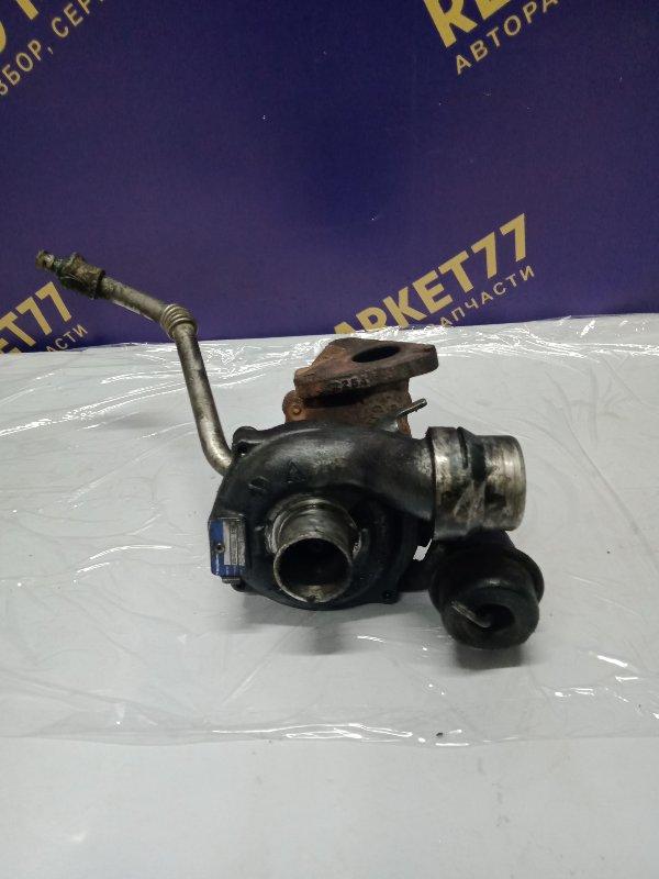 Турбина турбо компрессор Renault Kangoo 2 KWO K9K 2011 (б/у)
