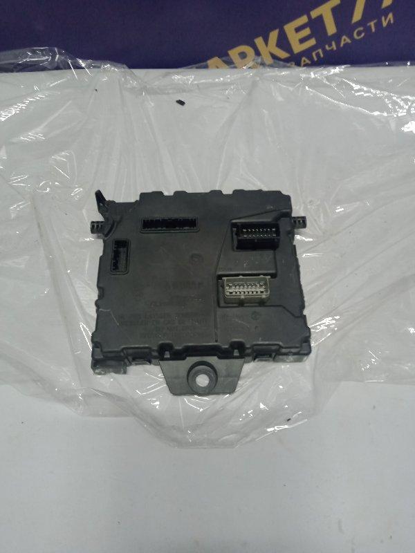 Блок комфорта (иммобилайзера) Renault Kangoo 2 KWO K9K 2011 (б/у)