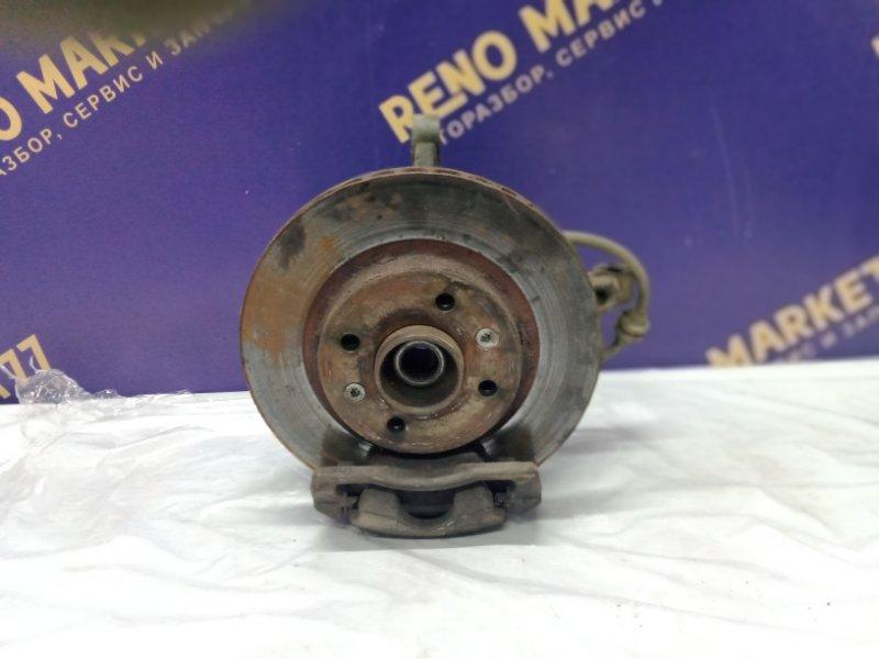 Кулак поворотный Renault Kangoo 2 KWO K9K 2011 правый (б/у)