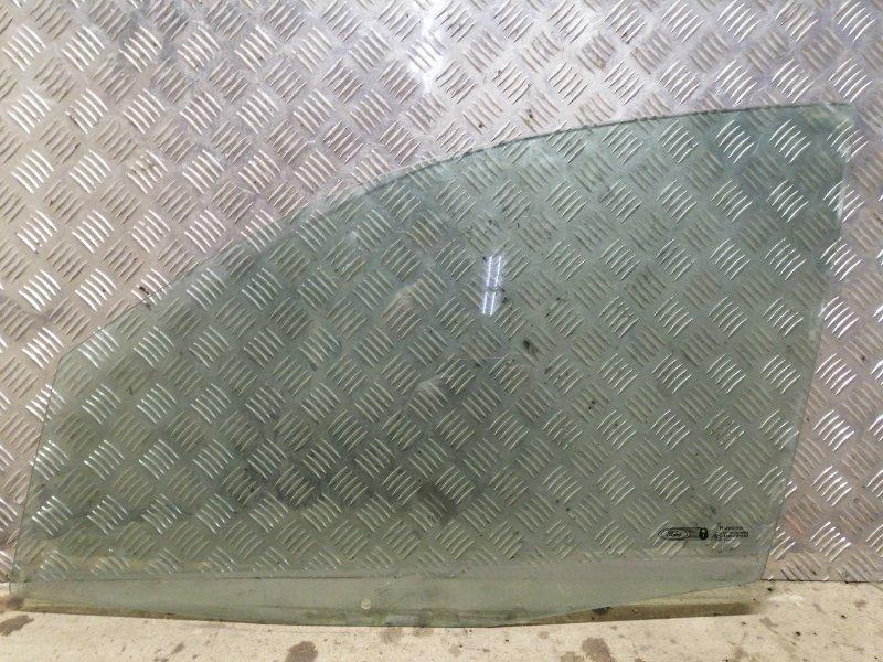 Стекло двери Ford Fusion 2007 переднее левое (б/у)