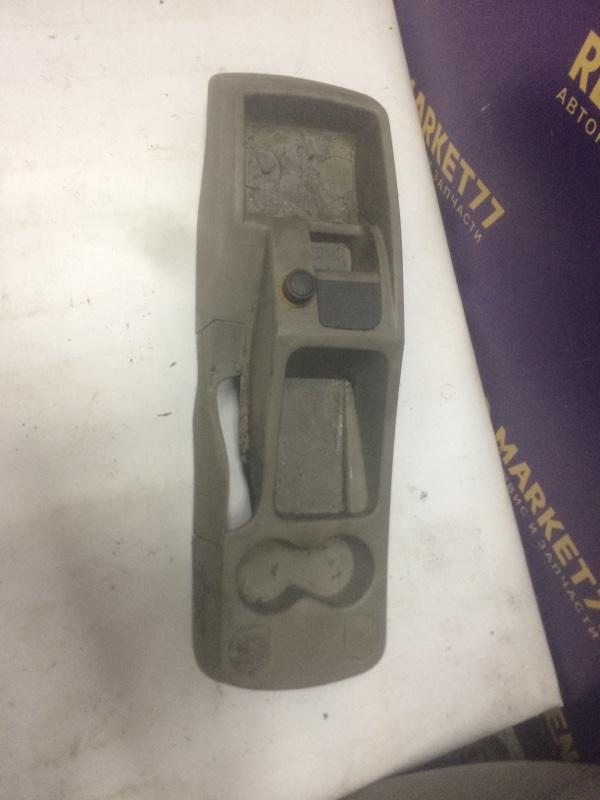 Консоль ручника Renault Kangoo 2 KWO K9K 2011 (б/у)