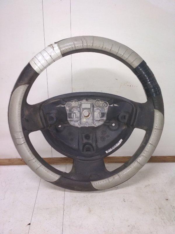Руль Renault Sandero 1 K4M 2011 (б/у)