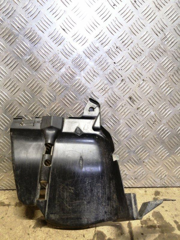 Пыльник двигателя Renault Sandero 1 K4M 2011 (б/у)
