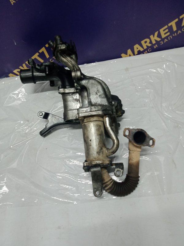 Радиатор системы егр (отработанных газов) Renault Kangoo 2 KWO K9K 2011 (б/у)
