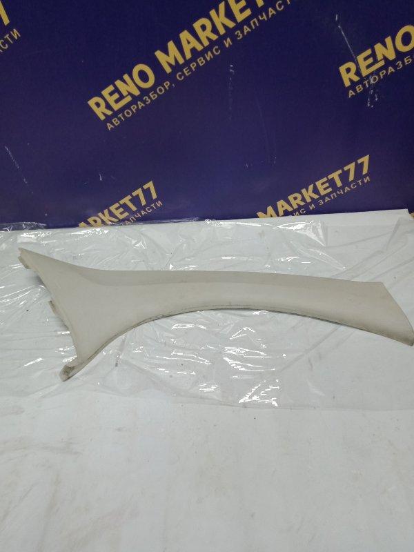 Обшивка стойки Renault Kangoo 2 KWO K9K 2011 передняя правая (б/у)