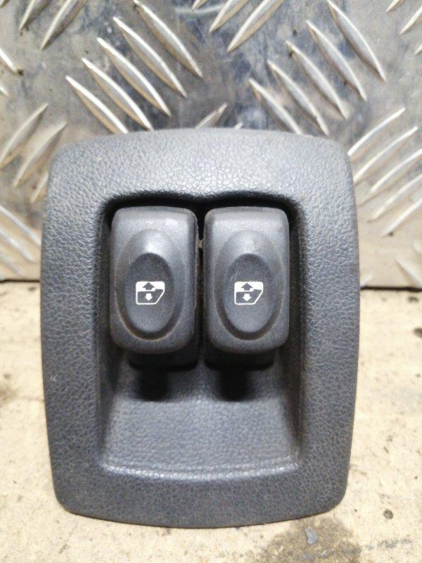Кнопка стеклоподъемника Renault Sandero 1 K4M 2011 (б/у)
