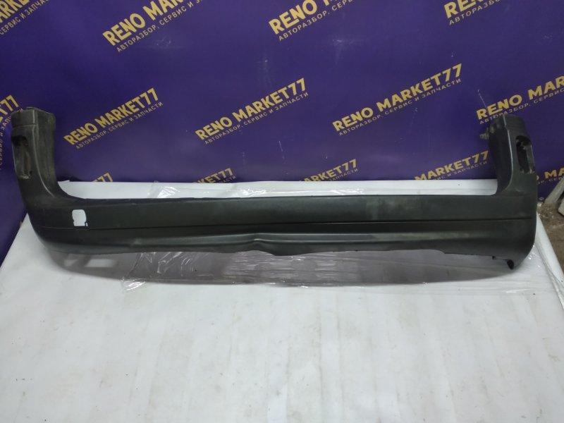 Бампер Renault Kangoo 2 KWO K9K 2011 задний (б/у)