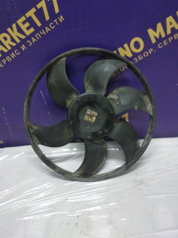 Вентилятор радиатора Renault Kangoo 2 KWO K9K 2011 (б/у)