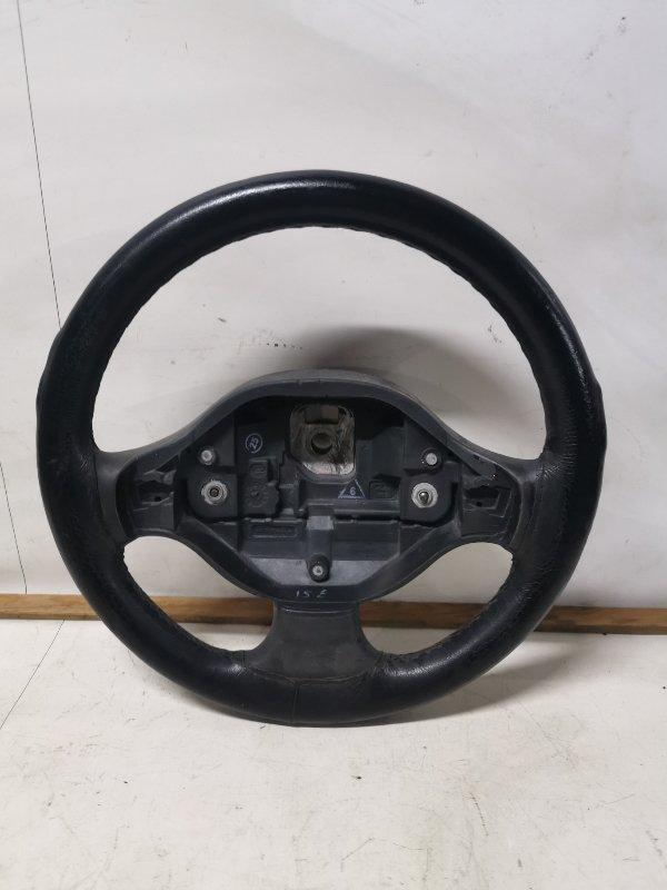 Руль Renault Logan 1 K7J 2004 (б/у)