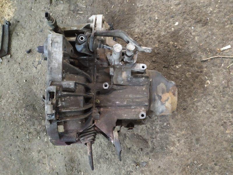 Механическая коробка передач Renault Logan 1 K7J 2004 (б/у)