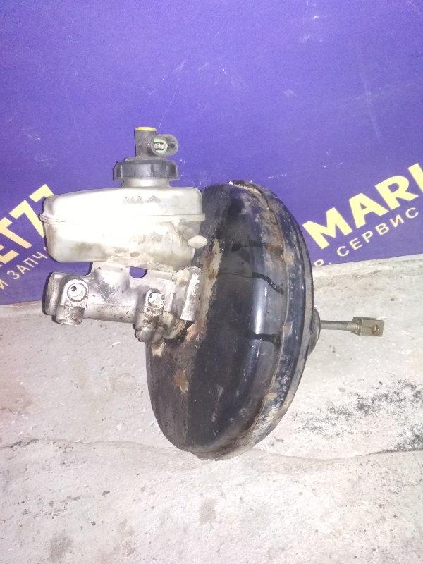 Вакуумный усилитель тормозов Renault Logan 1 K7J 2004 передний (б/у)
