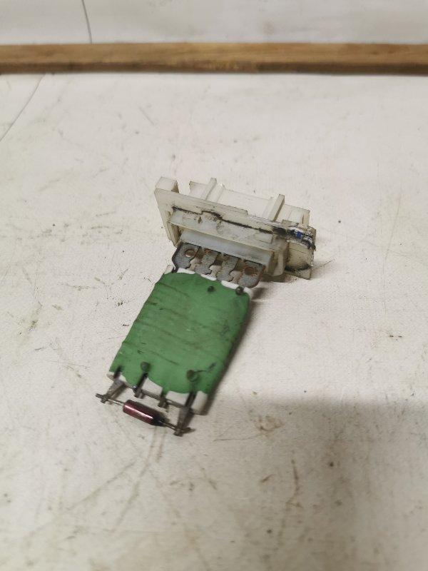 Резистор печки Renault Logan 1 K7J 2004 (б/у)