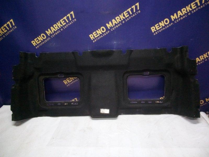 Обшивка пола салона Renault Kangoo 2 KWO K9K 2011 задняя (б/у)