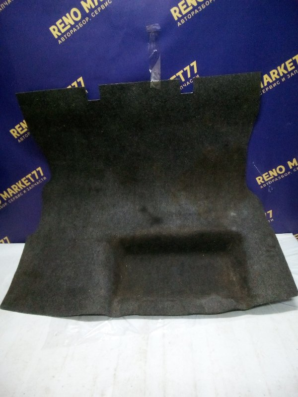 Обшивка пола багажника Renault Symbol 1 СЕДАН K7J 2004 задняя (б/у)