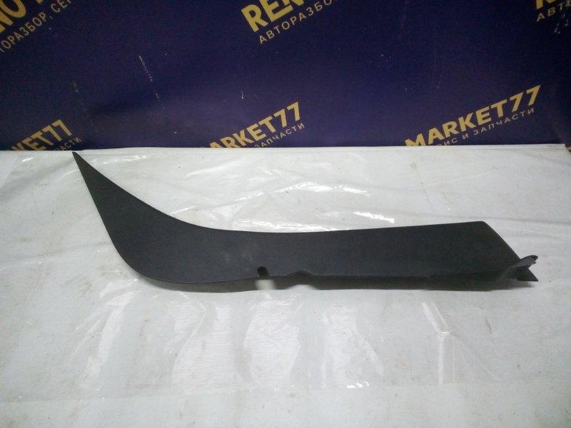 Обшивка стойки Renault Logan 2 K7M задняя правая (б/у)