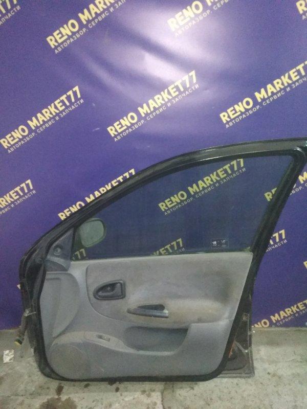 Дверь Renault Megane 1 ХЭТЧБЭК K7J 2000 передняя правая (б/у)