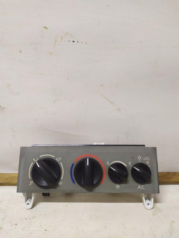 Блок управления отопителем Renault Kangoo 1 1 2008 (б/у)