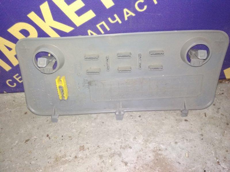 Крышка блока предохранителей Renault Kangoo 1 1 2008 (б/у)