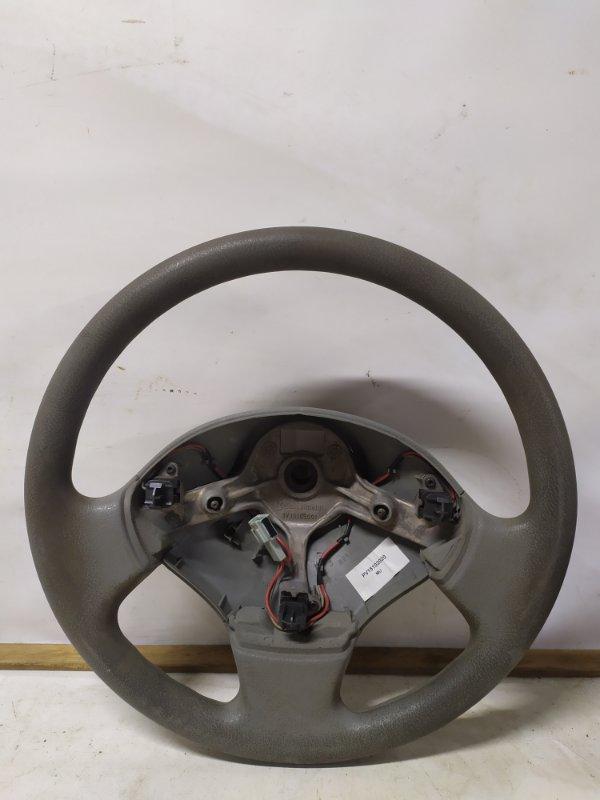 Руль Renault Kangoo 1 1 2008 (б/у)