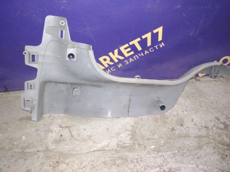 Накладка порога (внутренняя) Renault Kangoo 1 1 2008 задняя левая (б/у)